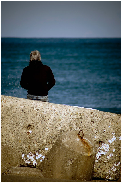 sinking burdens in the sea