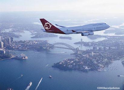 sydney-flight-