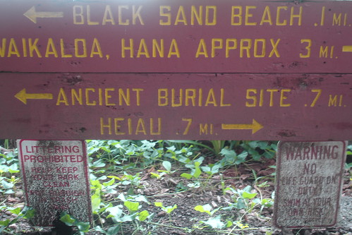 Ancient burial ground