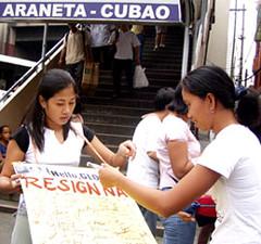 GMA Resign Signature Campaign