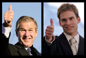 Bush & Stifler