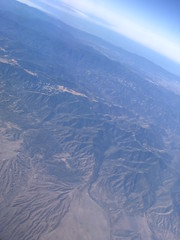 Flying south to LA