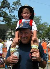 The Littlest Firefighter