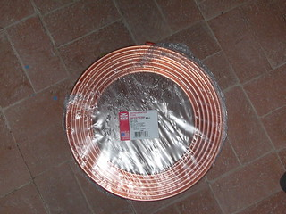 50' copper tubing | by beerbox