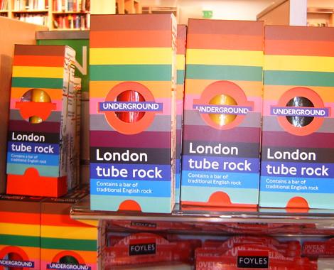 London Underground Rock