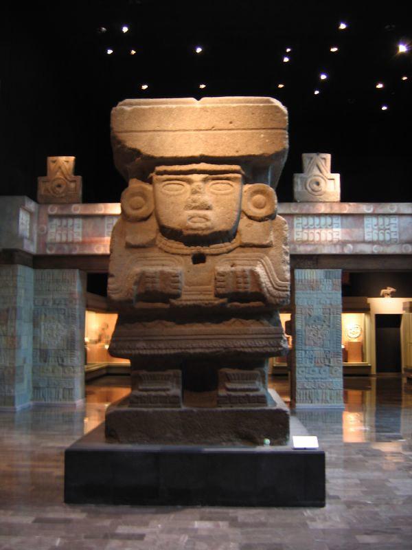 Musée anthropologique de Mexico