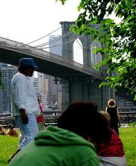 Brooklyn Bridge Park (I)