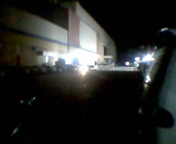 Parking lot at 0300H