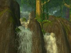 Wasserfälle in Feralas