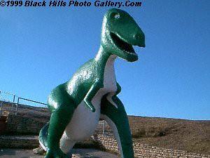 Tiranosaurio eghcs!