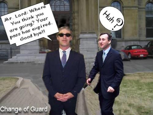 New Gaurd at the Legislature[1]