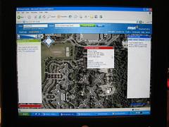 Un'immagine di Microsoft Virtual Earth Beta