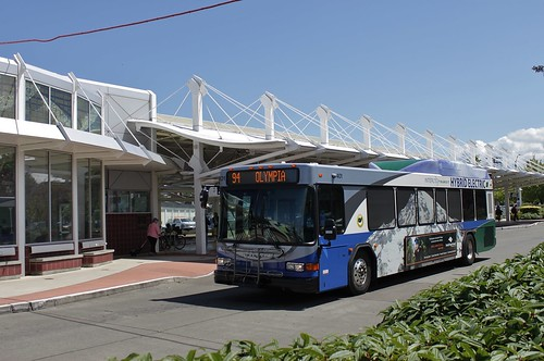 Intercity Transit at Olympia TC