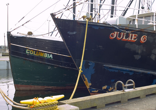 Julie G and Columbia | by cmiper