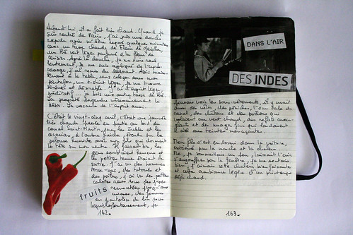 Journal A162-163 | by Lost in Anywhere