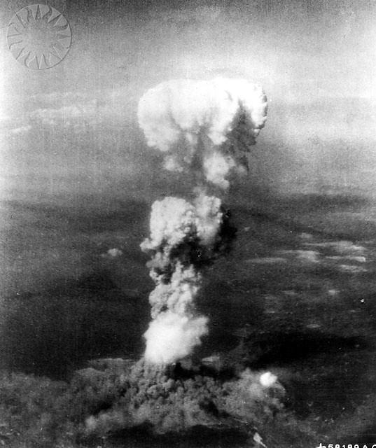 WARS, WWII, JAPAN, BOMBING, HIROSHIMA (ATOMIC BOMB)