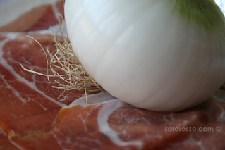 Prosciutto di Parma and Onion | by MsAdventuresinItaly