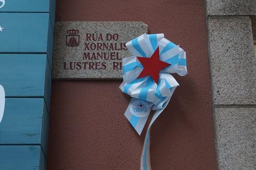 Día da Galiza Mártir en Ribeira | by BNG [www.bng-ribeira.gal]