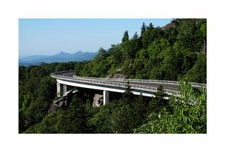 Linn Cove Viaduct, Blue Ridge Parkway