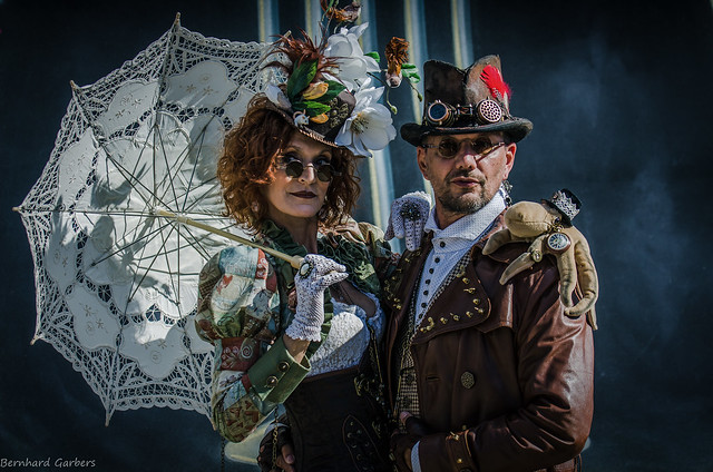 Mister & Misses Steampunk