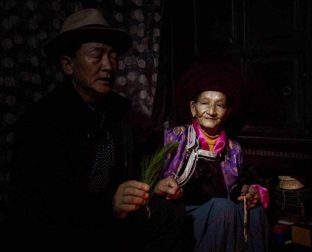 Mosuo G/mother, Matriarchal Society | Yunnan, China | Rod