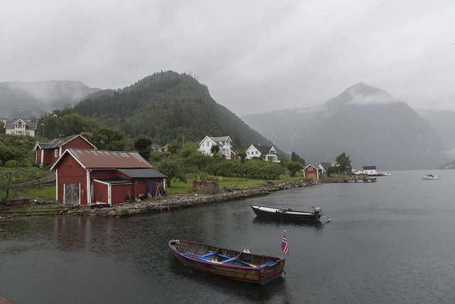 A view from Balestrand