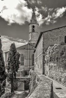 Pienza. Tuscany, Italy
