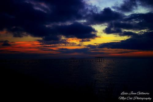 bay sunrise