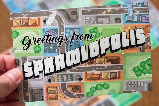 Greetings from Sprawlopolis