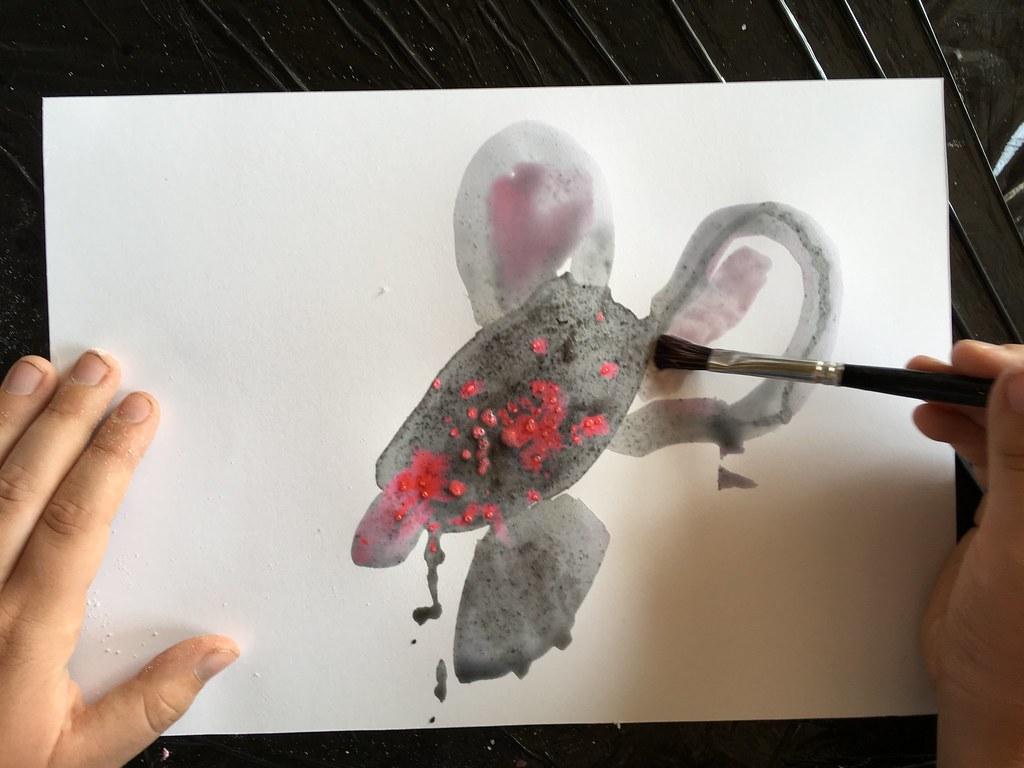 Aleksandra Richert / Alchemia koloru – malowanie roślinami / 20–24.08.18