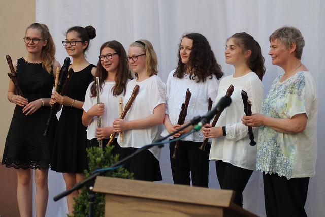 Iserlohni Zeneiskola és a Vikár Zenei AMI közös hangversenye 2018. június 1.