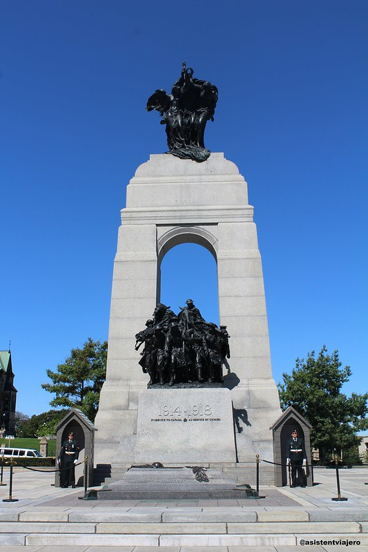 Ottawa National War Memorial 2
