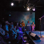 Wed, 05/09/2018 - 12:13am - Amos Lee performs an FUV Live session at the McKittrick Hotel in New York City, 9/4/18. Hosted by Rita Houston. Photo by Gus Philippas/WFUV