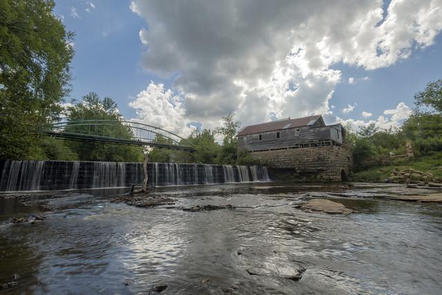 Falls of the Rough, Rough River, Grayson County, Kentucky 2