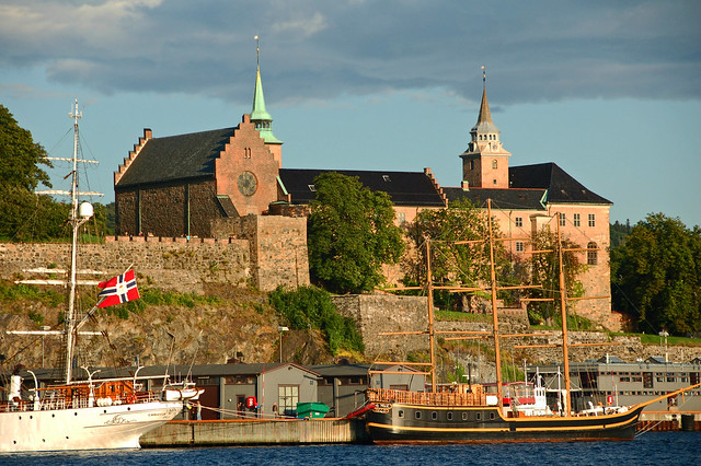Akershus Castle, Oslo Norway