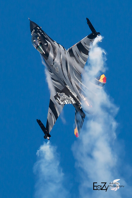 FA-101 Belgium Air Force General Dynamics F-16AM Fighting Falcon