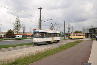 7002 en 9994 te P&R Luchtbal | by vos.nathan