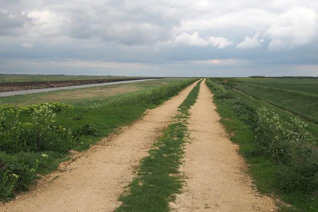 Near Fosdyke