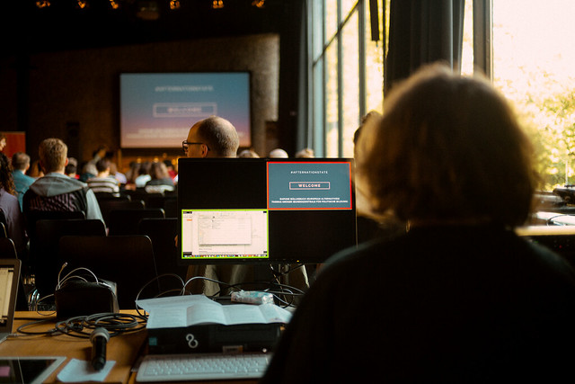 What Comes After the Nation State? EA Congress in Berlin. Photos by: Frieder Unselt