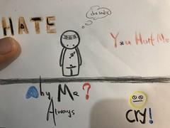 #CHESAD #WHY #HURT #ME