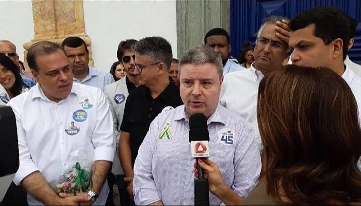 Paulo Abi-Ackel - 06/10/2018 - Caeté