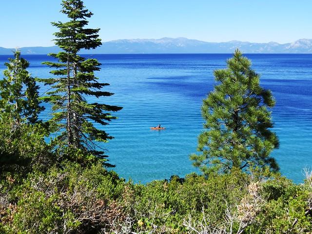 Lake Tahoe Blues