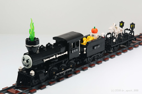 Spooky Train | by dr_spock_888