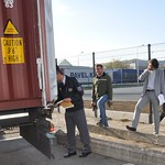 TIR: First container travels from UAE to Czech Republic