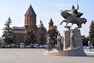 Freedom Square. Gyumri, Armenia. . | by Serg Brandys