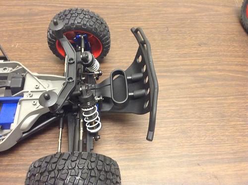 Original Slash 4x4 bumper