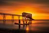 Selsey sunrise II by Anthony White
