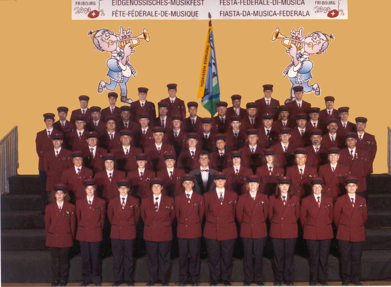Eidgenössisches Musikfest 2000 - Fribourg