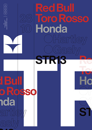 Red Bull Toro Rosso Honda –– F1PS 2018 | by Blanka.co.uk
