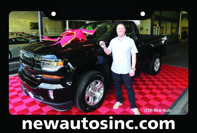 2018 Chevrolet Chevy Silverado LT Pickup Truck